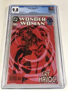 Wonder Woman (Volume 2) #171 CGC 9.8
