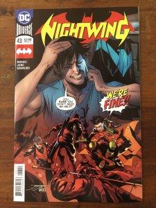 Nightwing #43