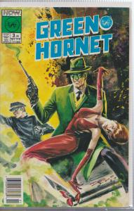 GREEN HORNET #3 - NOW COMICS