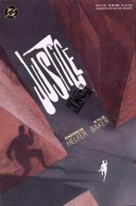 Justice Inc. (1989 series) #1, NM- (Stock photo)