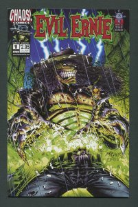 Evil Ernie #1 (2nd Series 1998) 8.0 VFN  July 1998