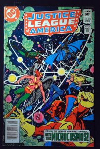 Justice League of America #213 (1983)