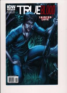 TRUE BLOOD Tainted Love #4, Variant Cover A ~2011~ IDW Comics ~ NM (HX372)