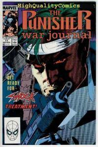 PUNISHER WAR JOURNAL #11, NM+, Jim Lee, Shock, Potts, more in store