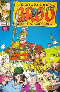 Groo the Wanderer #91 VF/NM; Epic | save on shipping - details inside