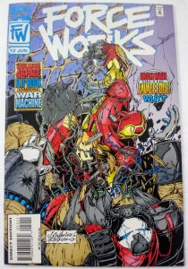 Force Works #12 (VF+) No Reserve! 1¢ auction! See more Marvel
