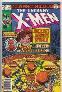 X-Men #123 (Jul-79) VF/NM High-Grade X-Men