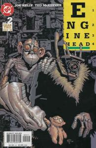 Enginehead #2 VF/NM; DC | save on shipping - details inside