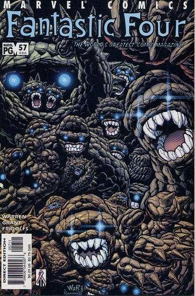 Fantastic Four (1998 series) #57, NM + (Stock photo)