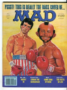 Mad-Magazine-#235-1983-Mort Drucker-Don Martin-David Berg