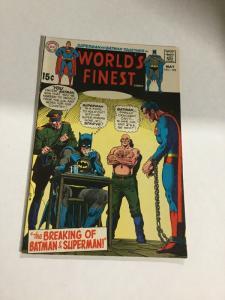 Worlds Finest 193 Vf Very Fine 8.0 DC Comics