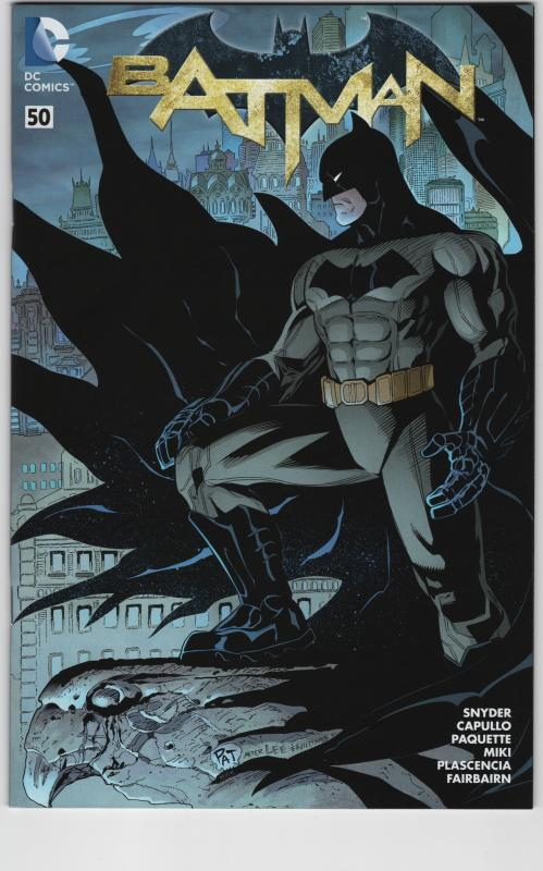 BATMAN 50 COMIC CON BOX VARIANT/ NM