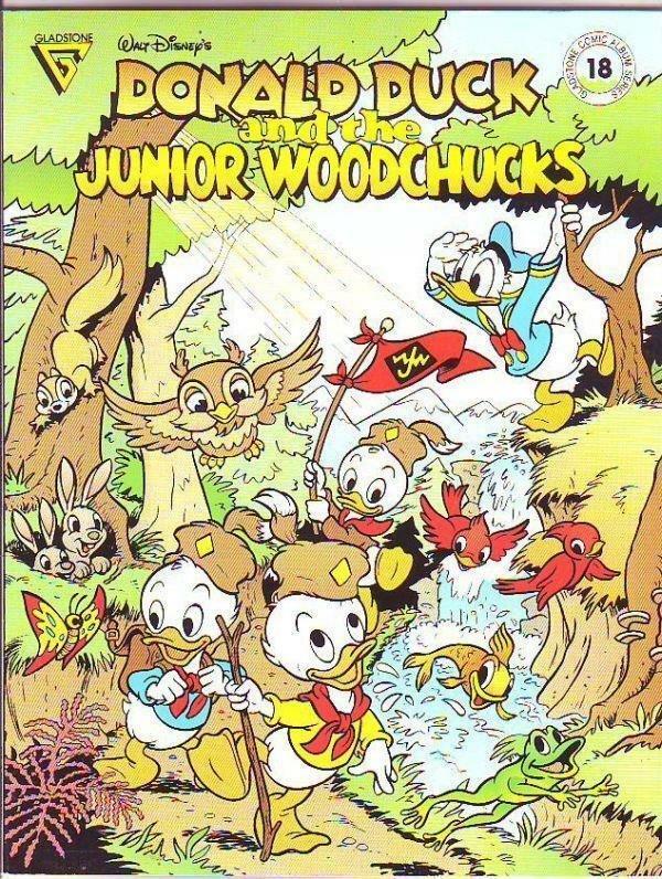 Gladstone Comic Album Series #18 (Jan-87) MT Super-High-Grade Donald Duck