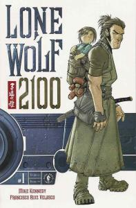 Lone Wolf 2100 #1 VF/NM; Dark Horse | save on shipping - details inside