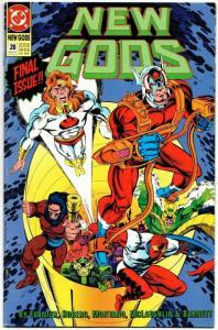 New Gods #28 (DC, 1991) VF