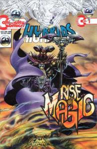 Hybrids (1994 series) #1, NM- (Stock photo)