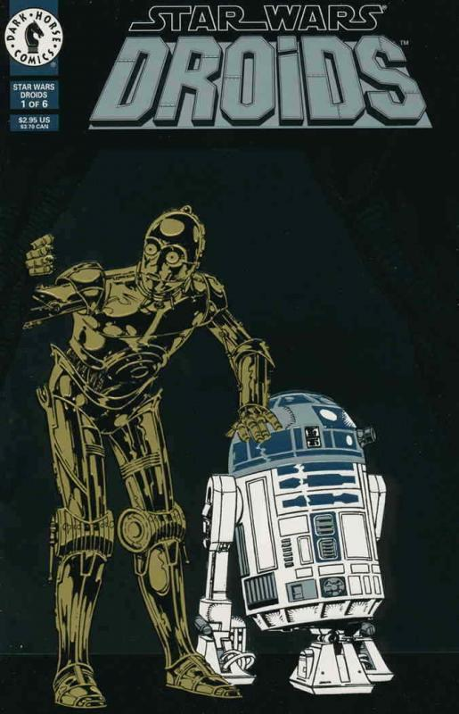 Star Wars: Droids (Vol. 1) #1 VF/NM; Dark Horse | save on shipping - details ins