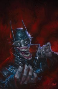 THE BATMAN WHO LAUGHS #1-SCORP-I