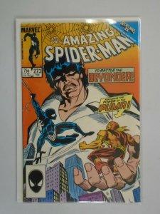 Amazing Spider-Man #273 Direct edition 4.0 VG (1986 1st Series)