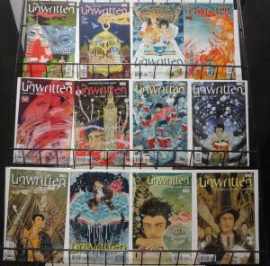Unwritten, The (Vertigo 2009) #5-47 Lot of 20Diff Mike Carey Peter Gross Magic!