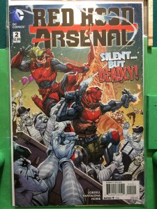 Red Hood Arsenal #2 The New 52