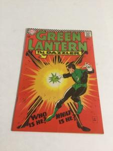 Green Lantern 49 Vg/fn very good/Fine 5.0 Staple Detached DC Comics Silver Age