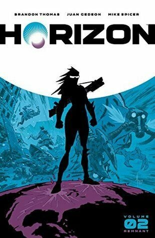 Horizon (Image) TPB #2 VF/NM; Image | save on shipping - details inside