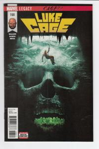 LUKE CAGE (2017 MARVEL) #168 NM- A56531
