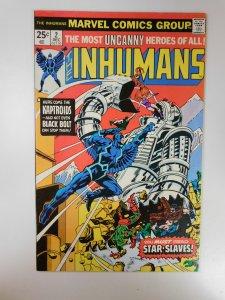 The Inhumans #2 (1975)