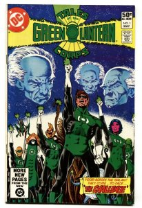 Tales of the Green Lantern Corps #1 1st appearance of Arisia Rrab DC - comic boo