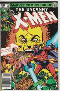 X-Men Signed #161 (Sep-82) NM- High-Grade X-Men