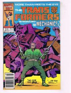 3 Transformers Marvel Comic Books # 26 FN/VF 27 VF 28 FN 1st Print Optimus J78