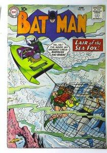 Batman (1940 series) #132, Fine- (Actual scan)