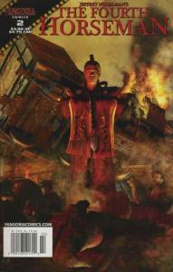 Fourth Horseman, The (Jeffrey Nodelman's…) #2 VF/NM; Fangoria | save on shipping