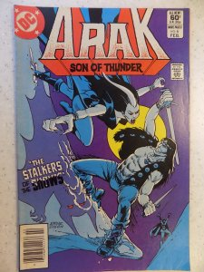 Arak, Son of Thunder #6 (1982)