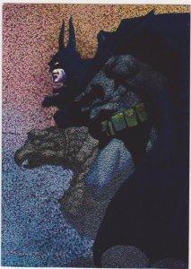 1994 Batman: Saga of the Dark Knight Portraits of the Batman #B4