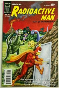 RADIOACTIVE MAN#106 VF/NM 2002 BONGO COMICS