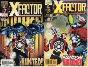 X FACTOR 143-144  Fall Of The Brotherhood
