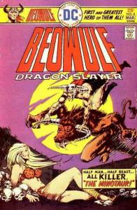Beowulf #6 VG; DC | low grade comic - save on shipping - details inside