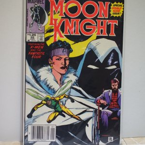 Moon Knight #35 (1984) NM X-Men and FF apearance