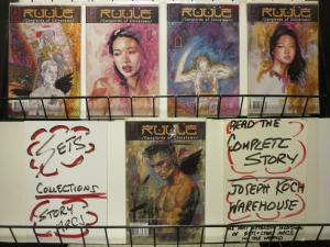RUULE GANGLORDS OF CHINATOWN (2003 BECKETT) 1-5