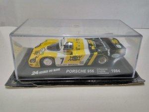 Coche Escala/Scale Diecast Car: PORSCHE 956 1984, H.Pescarolo - 24 Horas de L...