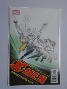 Astonishing X-Men Director's Cut (2004 3rd Series) #1B - 8.5 VF+ - 2004