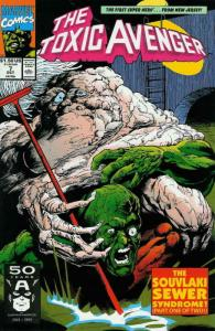 Toxic Avenger #7 VF/NM; Marvel | save on shipping - details inside