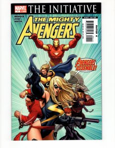 The Mighty Avengers The Initiative #1 (VF+) Frank Cho ID#SBX4