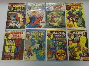 Bronze age Marvel Tales run #50-75 average 4.0 VG (1974-77)