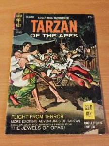 Tarzan #160 ~ VERY GOOD VG ~ (1966, Western Publishing Comics)