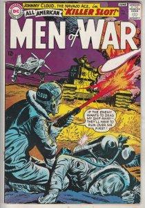 All-American Men of War #109 (Jun-65) VF+ High-Grade Johhny Cloud