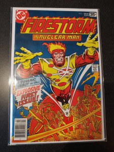 FIRESTORM the NUCLEAR MAN #1 DC 1978 NM Beautiful High Grade