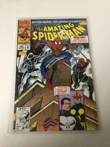 The Amazing Spider-Man 356 Nm Near Mint Marvel